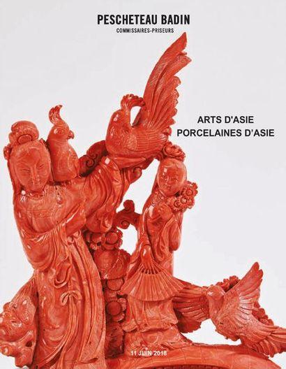 ARTS D'ASIE & PORCELAINES D'ASIE