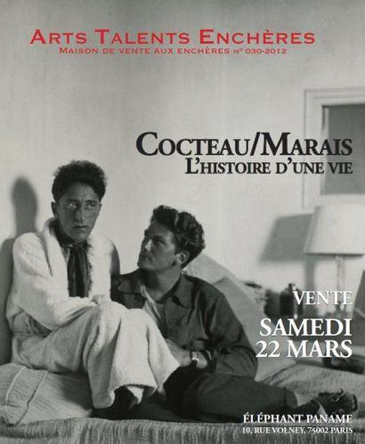 Cocteau/Marais : L'histoire d'une vie...