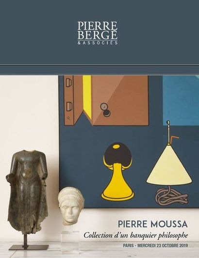 PIERRE MOUSSA : COLLECTION D'UN BANQUIER PHILOSOPHE
