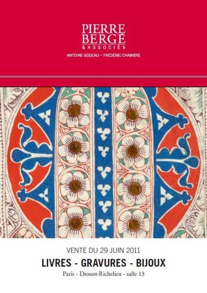 Livres anciens, Tableaux, Meubles et objets d'art (non cataloguée)