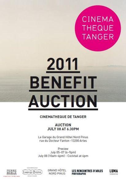 Cinémathèque de Tanger (Benefit auction)