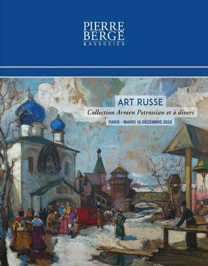 Art Russe - Collection Armen Petrossian et à divers