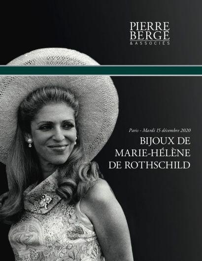 Bijoux de Marie-Hélène de Rothschild - Un style, un goût, une passion