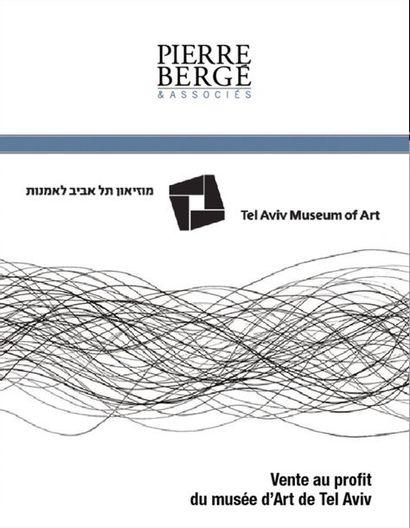 Vente au Profit du Musée d'Art de Tel Aviv