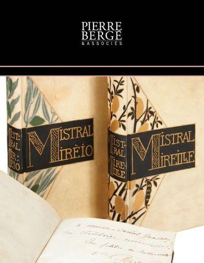 Bijoux & Livres - Les livres provenant de la collection Renan-Chapet