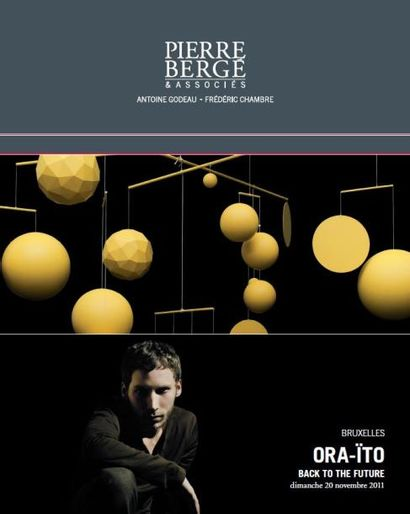 Art contemporain et design Ora Ito