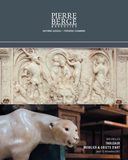 Tableaux Mobilier & objets d'art cataloguée