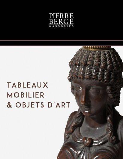 TABLEAUX- MOBILIER & OBJES D'ART