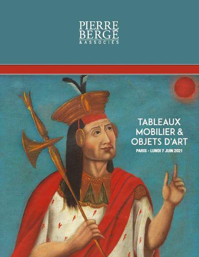 TABLEAUX- MOBILIER & OBJETS D'ART