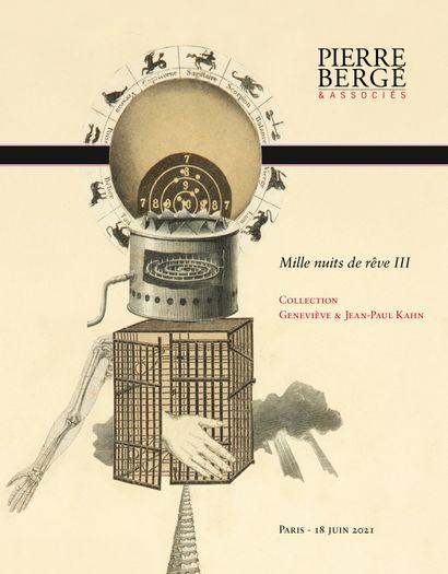 Mille nuits de rêve - Collection Geneviève & Jean-Paul Kahn III