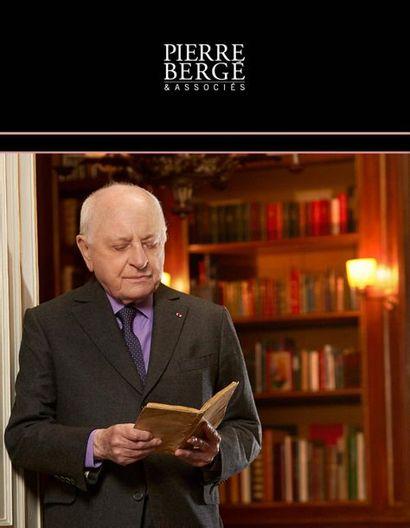 LA BIBLIOTHEQUE DE PIERRE BERGE - 6e vente
