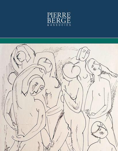 Hommage à Bengt Lindström - D'une Collection Privée