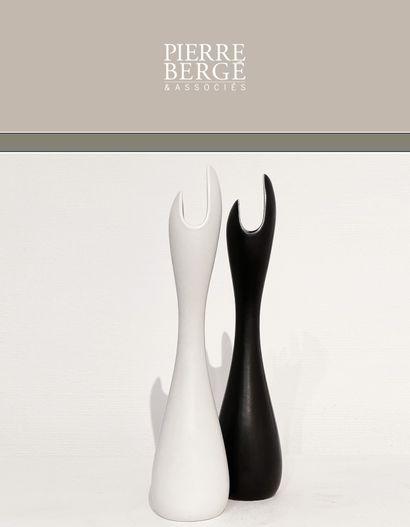 Ensemble de céramiques suédoises d'une collection particulière