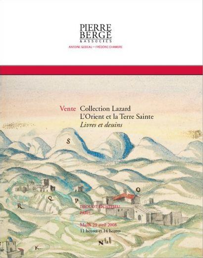 Collection Paola et Bertrand Lazard