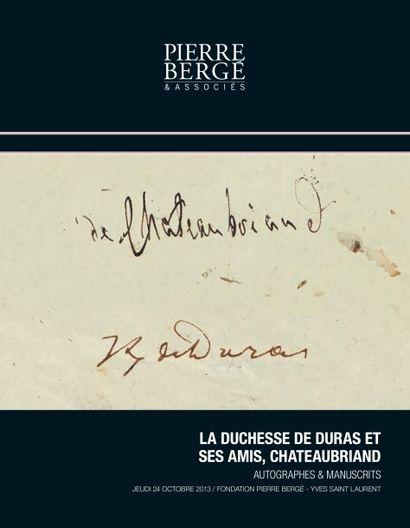Collection d'autographes et manuscrits
