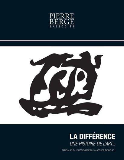 LA DIFFÉRENCE UNE HISTOIRE DE L'ART...