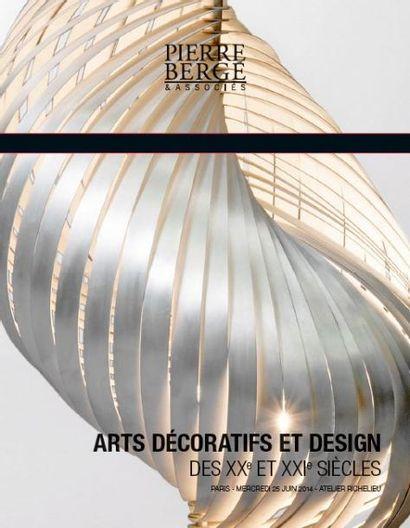 ARTS DÉCORATIFS DU XXe & DESIGN