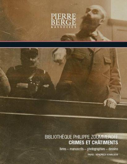 Bibliothèque Philippe Zoummeroff, Crimes et Châtiments.