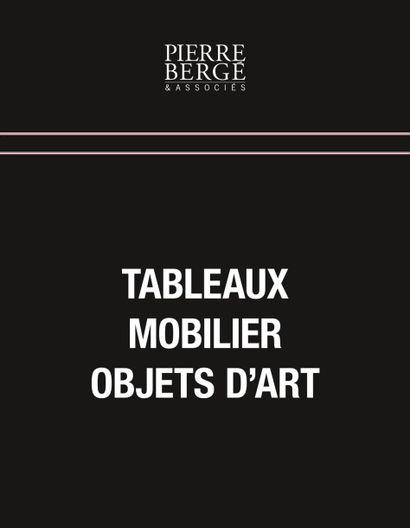Livres - Tableaux Mobilier & Objets d'art (non catalogué)