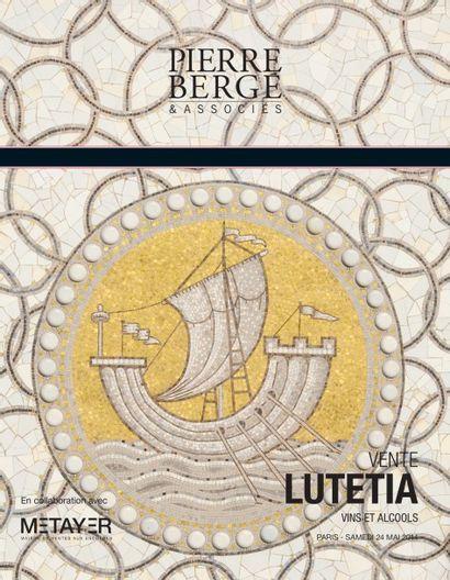 Vente Lutetia <br>Vin