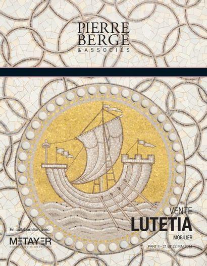 Vente Lutetia Part II<br>Mobilier