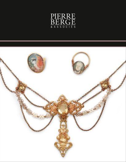 Tableaux, bijoux, mobilier et objets d'art<br>non cataloguée