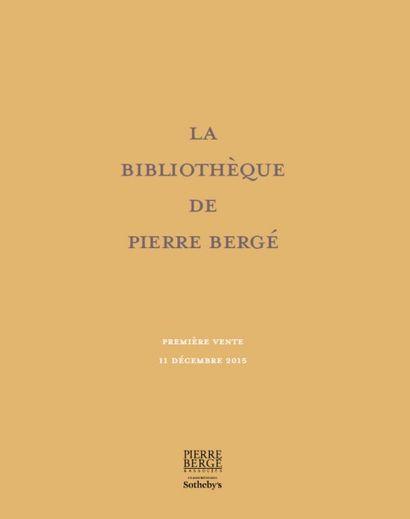 La Bibliothèque de Pierre Bergé
