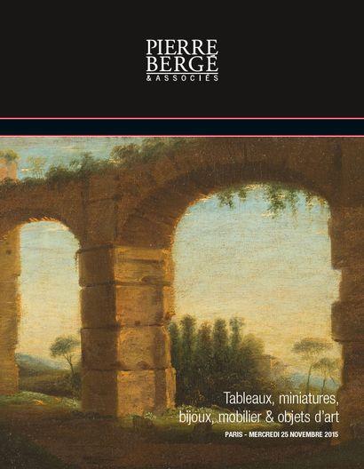 Tableaux - Bijoux - Mobilier - Objets d'art