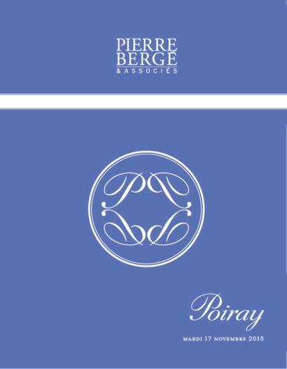 Vente Privée de Bijoux et de Montres de la Maison Poiray