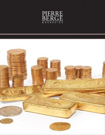 Mobilier et Objets d'Art - Lingots et pièces en or