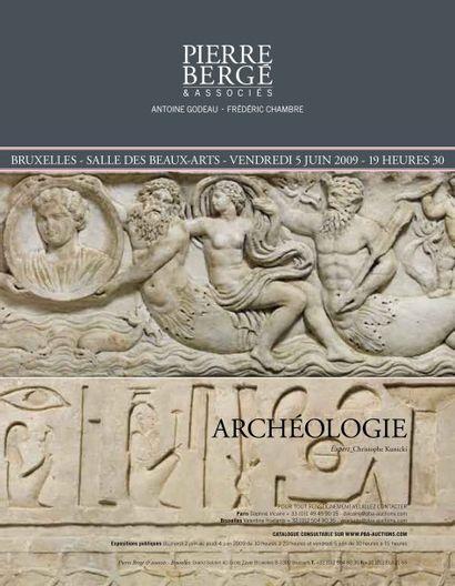 Archéologie, Arts Primitifs