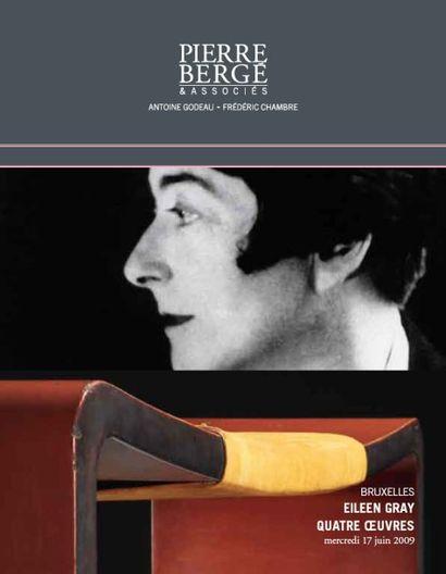 ART DÉCORATIF ET DESIGN (Catalogue spécial EILEEN GRAY)