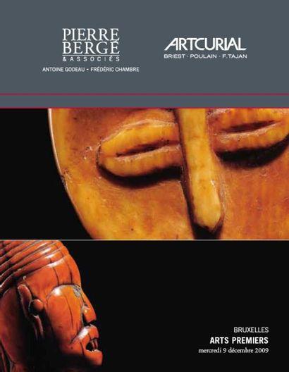 ARTS PREMIERS Ivoires africains - en association avec Artcurial -