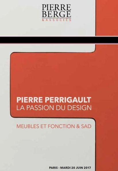Pierre Perrigault, la passion du Design, Meubles et fonction & SAD