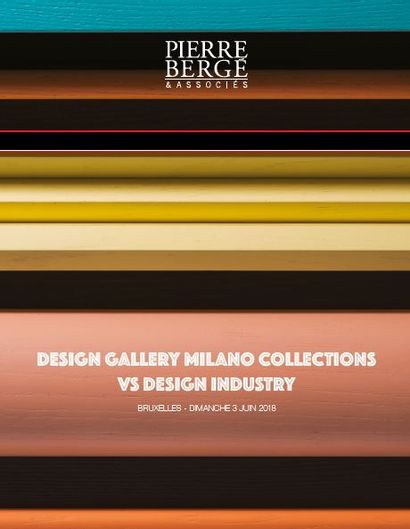 Design Gallery Milano Collections VS Design Industry
