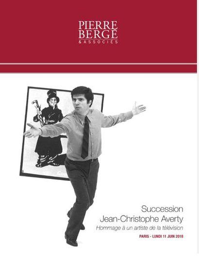 Succession Jean-Christophe Averty - Hommage à un artiste de la télévision