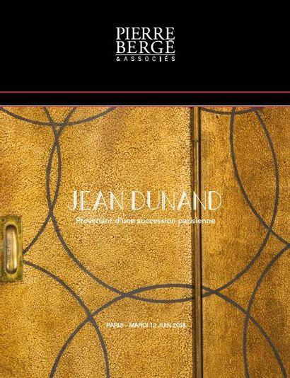 Jean Dunand - Provenant d'une succession parisienne