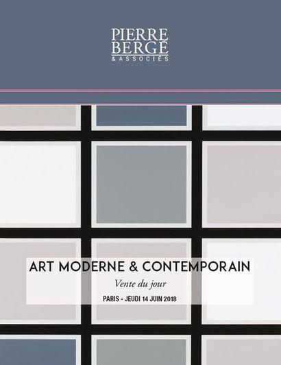 Art moderne & contemporain - Vente du jour