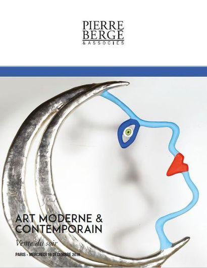 Art Moderne et Contemporain - Vente du Soir