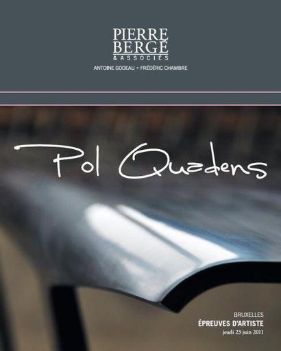 Pol Quadens - épreuves d'artiste