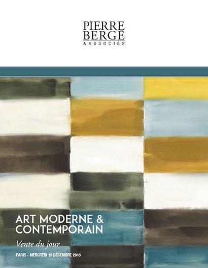 Art Moderne et Contemporain - Vente du Jour