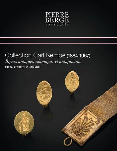 COLLECTION CARL KEMPE : Bijoux antiques, islamiques et antiquisants