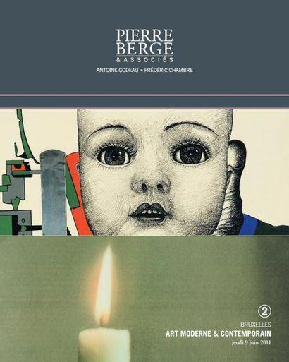 Tableaux moderne et contemporain - Art belge