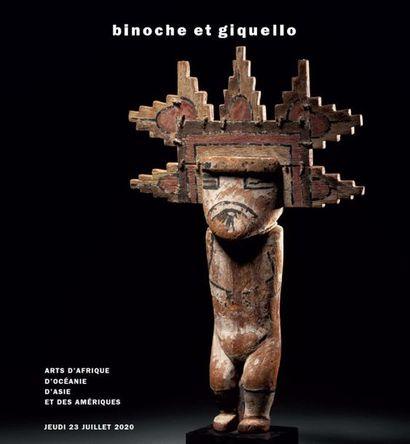 ARTS D'AFRIQUE – D'OCÉANIE D'ASIE ET DES AMÉRIQUES