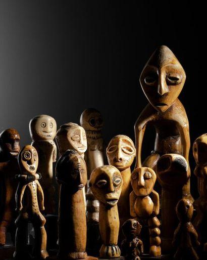 ARTS D'AFRIQUE  - Ivoires Léga