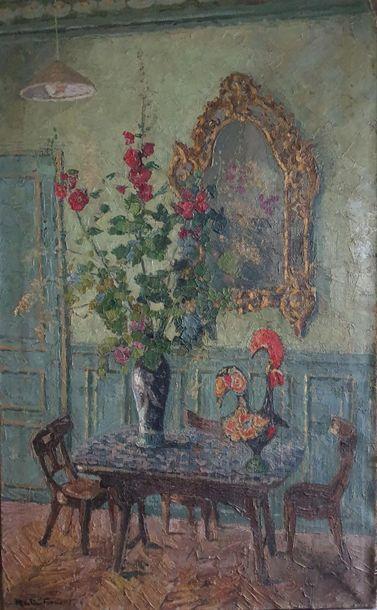 Tableaux - Objets d'art et Mobilier, vente classique dont un bel ensemble d'œuvres  de Jacques Martin-Ferrières