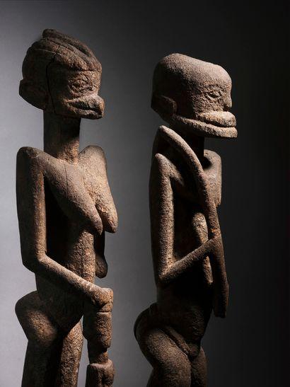 AFRICAN AND OCEANIC ARTS