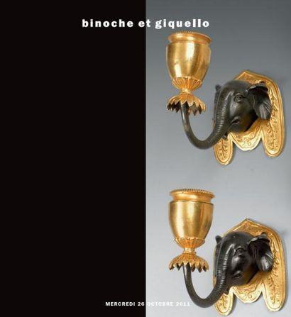DESSINS ANCIENS ET MODERNES, MOBILIER ET OBJETS D'ART...