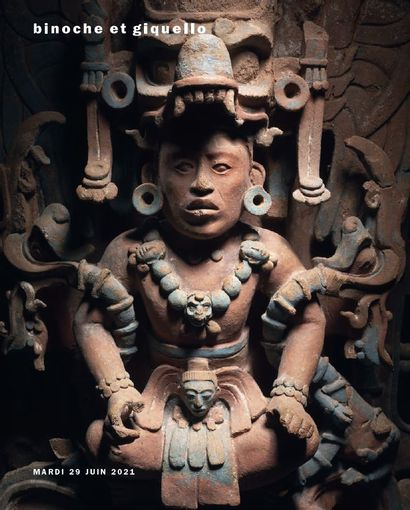 IMPORTANT AMERICAN COLLECTION OF PRE-COLUMBIAN ART - PART V