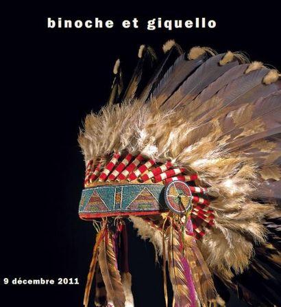 Indiens d'Amérique du Nord - Indiens d'Amazonie et Tissus et objets en plumes Précolombiens